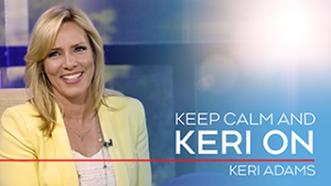 Keep Calm and Keri On mobile