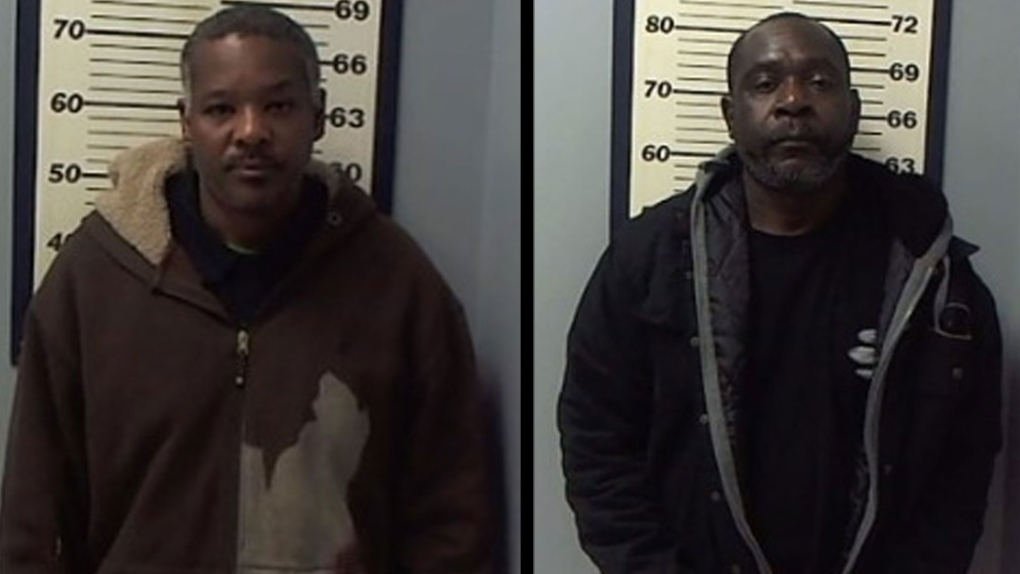 MS men accused of trying to cash fake lottery ticket