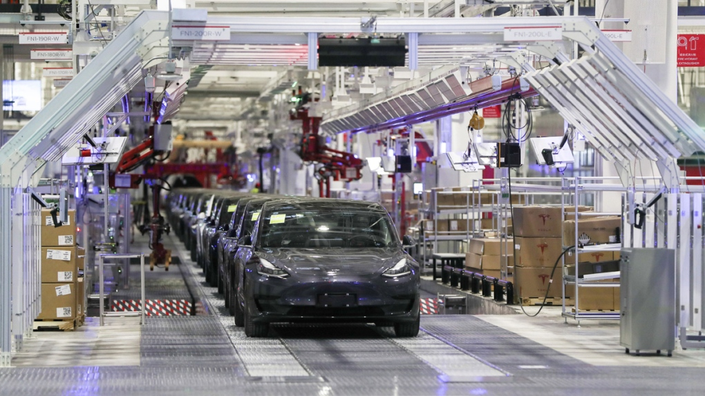 Tesla opens Chinese plant when the era of real competition begins