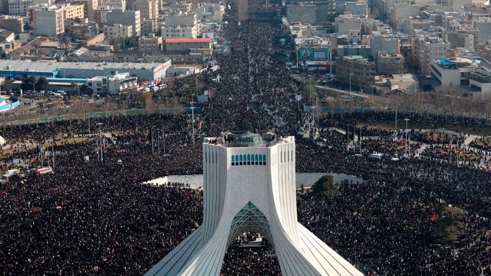 Funeral for Gen. Qassem Soleimani