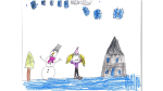 Brooklyn Graves, 6 years old, Grade 1, R. Tait McKenzie School, Almonte