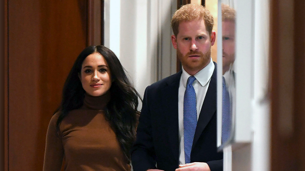 Harry and Meghan's use of the word 'Royal' being reviewed, source says