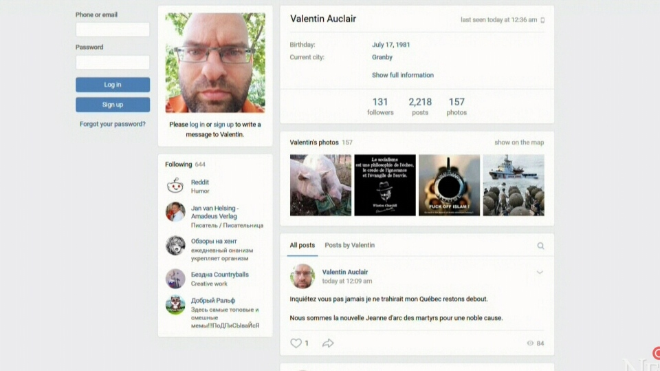 Granby man to be charged with inciting hate online