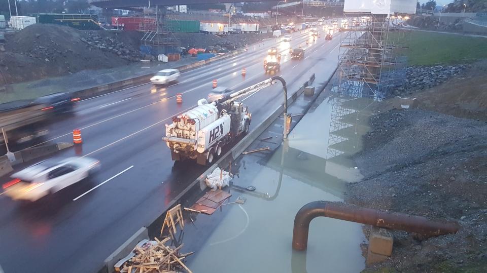 McKenzie flooding