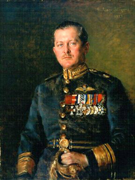 """Air Marshal William Avery """"Billy"""" Bishop  was a Canadian First World War flying ace. (Royal Canadian Legion)"""