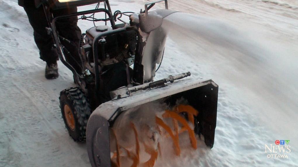 Snow plow business folds