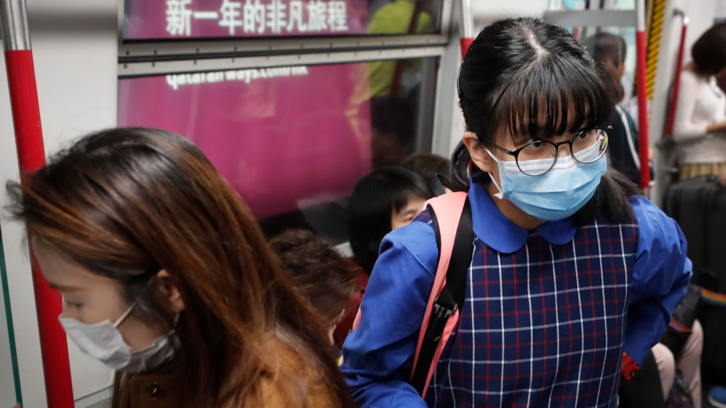 CTV National News: Illness outbreak in China