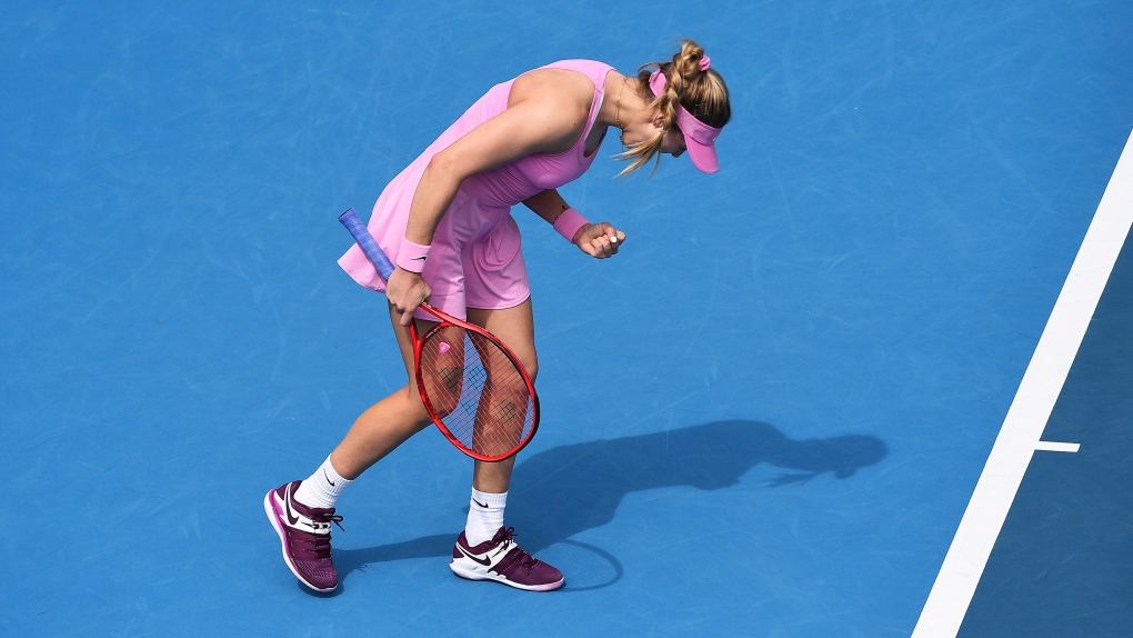 Eugenie Bouchard says she has no great expectations — ASB Classic