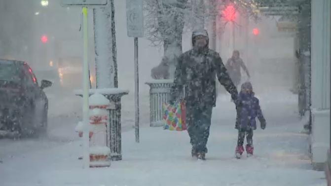 Halifax storm 2019