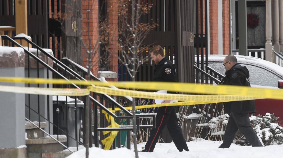 Shooting in downtown Ottawa - Jan. 8, 2020