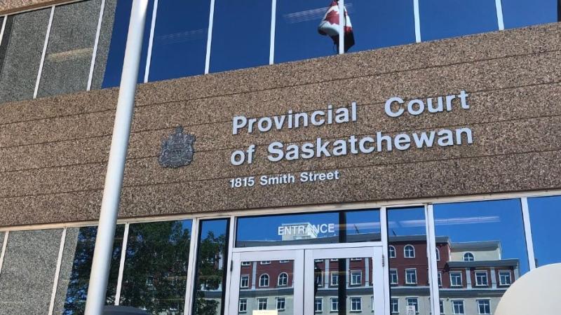 Regina Provincial Court is pictured.  (Brendan Ellis / CTV News Regina)