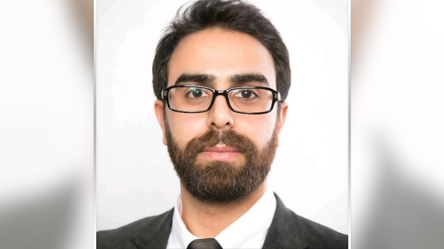 Fareed Arasteh, a biology PhD student at Carleton University, was killed in the Ukrainian plane crash in Iran on Wednesday.