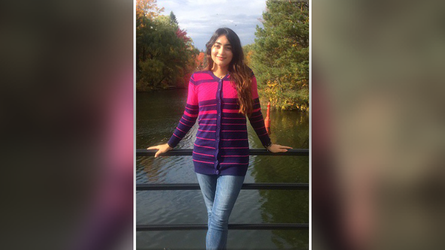 University of Ottawa PhD student Alma Oladi was among the victims of Wednesday's plane crash in Tehran.