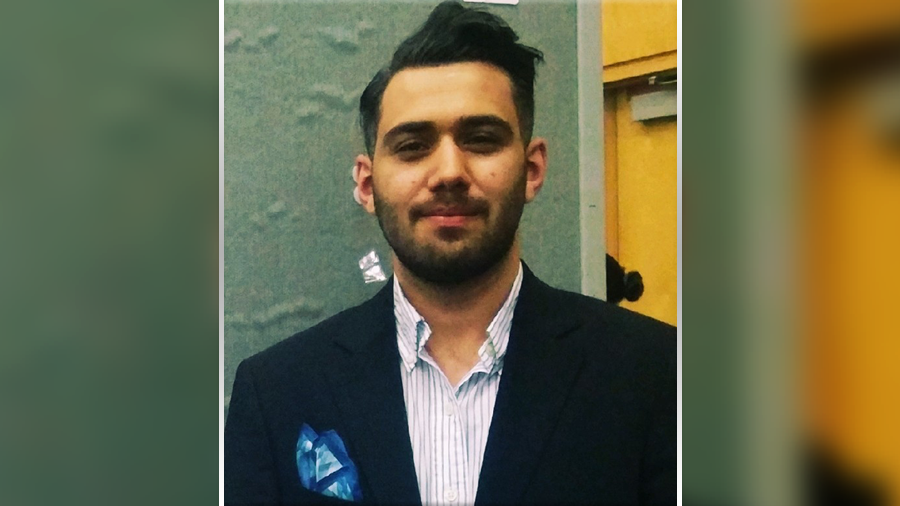 Saeed Kashani, a student at the University of Ottawa, was among the victims of Wednesday's plane crash in Iran.