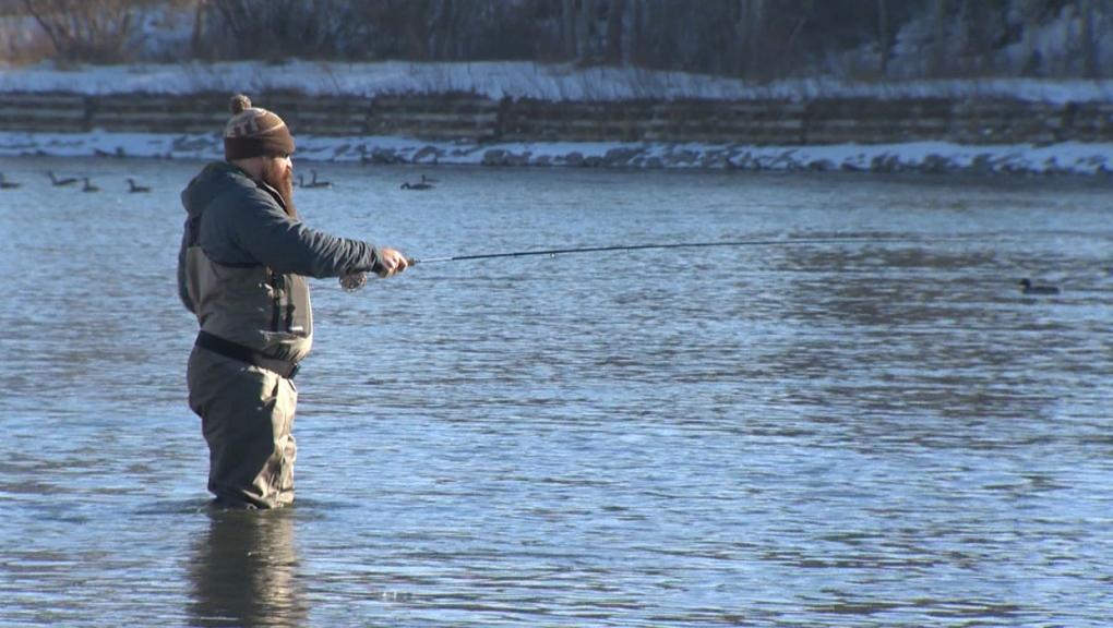 calgary, alberta, fishery, fishing, angling, publi