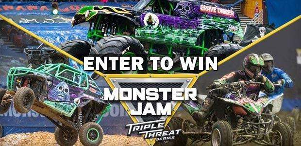 Monster Jam 2020 Banner