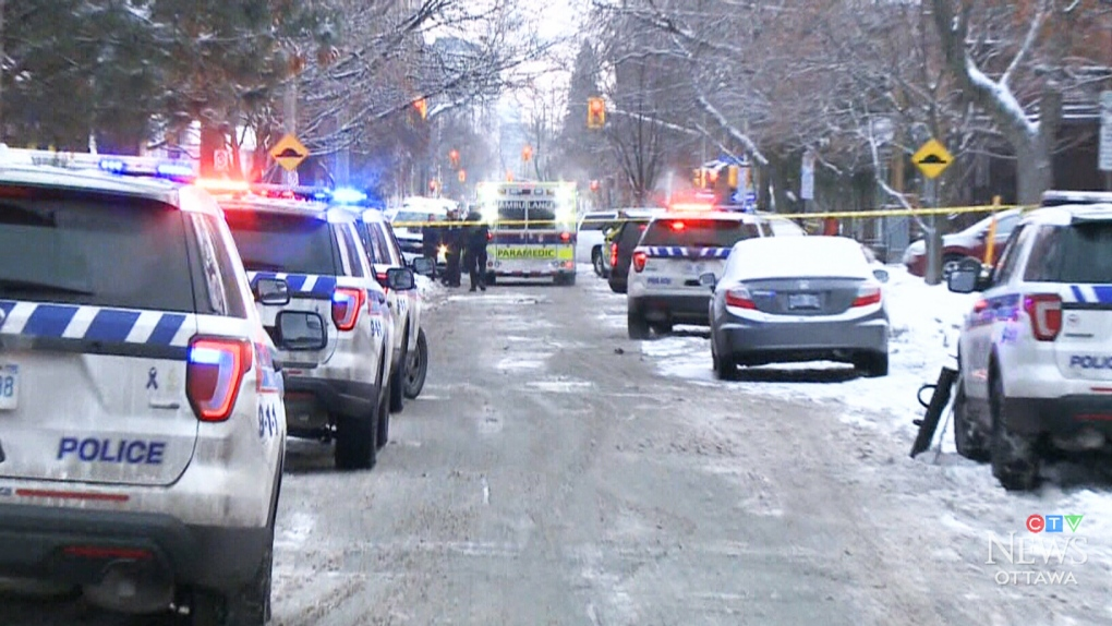 Targeted shooting in Centretown