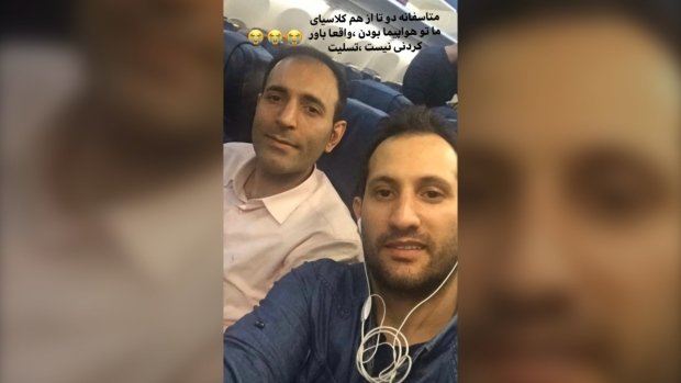 SAHAND HATEFI AND SHAHAB RAANA