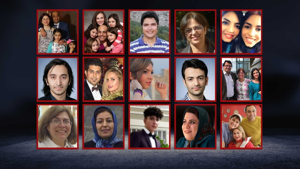 Canadian victims of PS752 plane crash victims