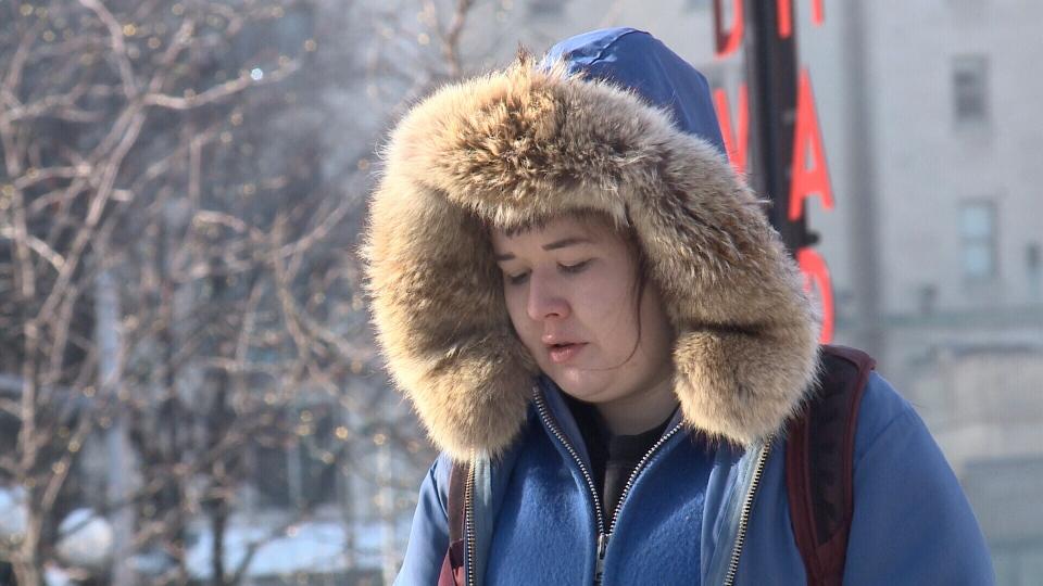 Ottawa cold