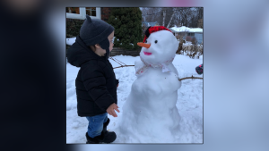 Picture This: Fun in the Snow
