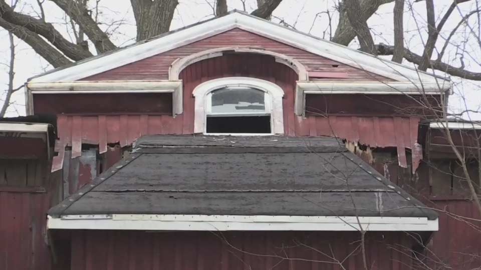 Heritage committee wants Byron barn preserved