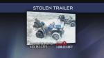 Red Deer, stolen trailer, Jan 9 2020