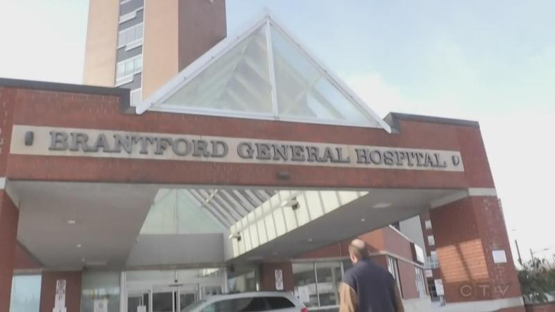 Crowded Brantford hospital points to big problems