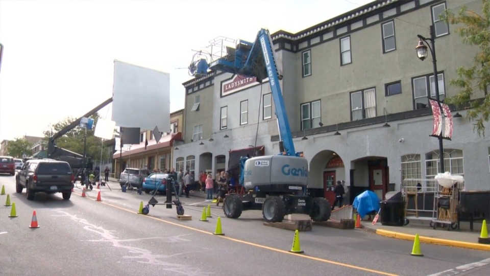 Ladysmith to be film set again