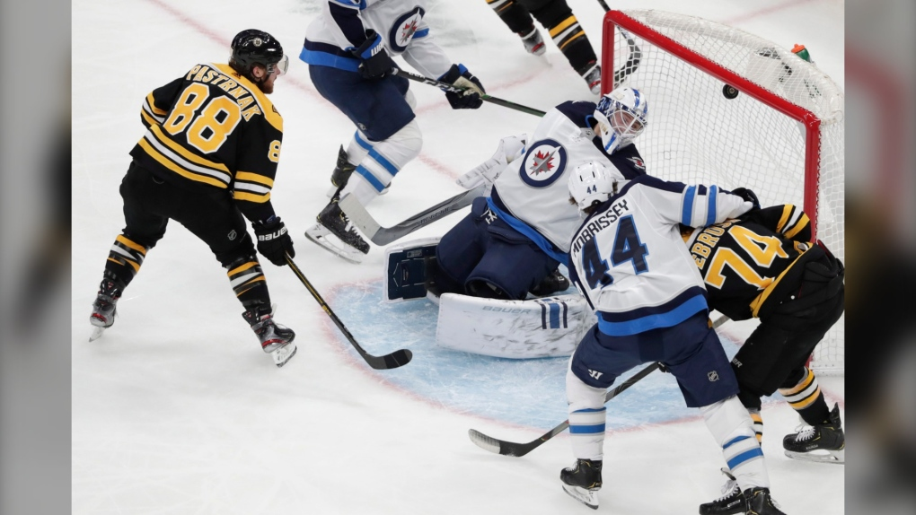 Winnipeg Jets Boston Bruins