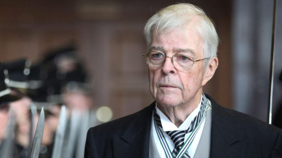 John Crosbie dies at 88