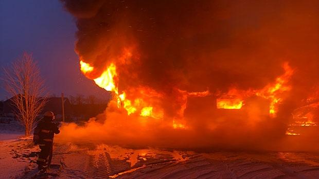 Grey Highlands fire Jan 9 2020