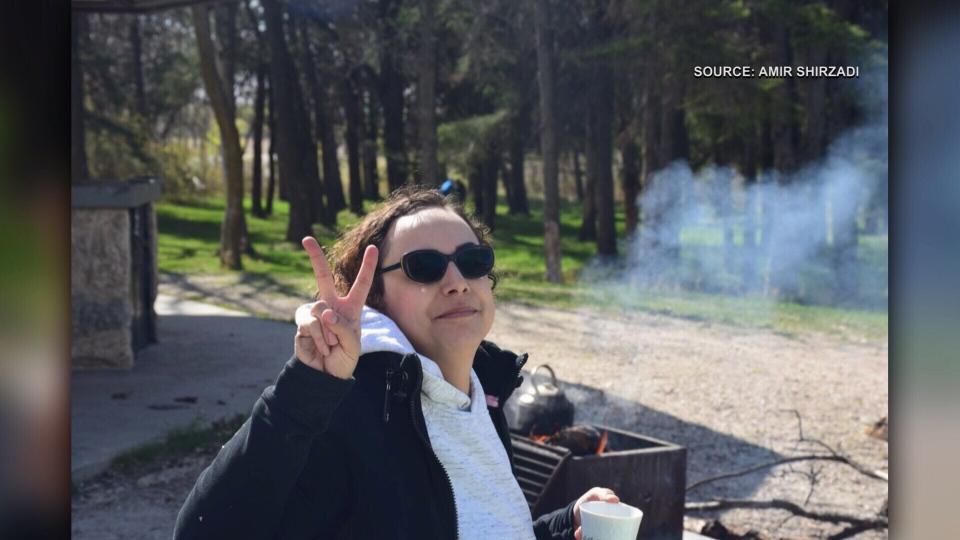 Farzaneh Naderi