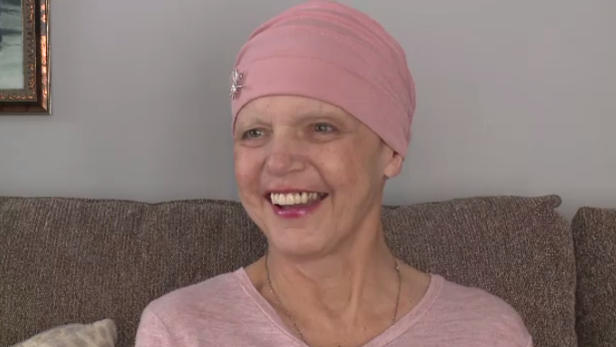Even after losing her battle with pancreatic cancer in June, Brenda McCarthy is still lifting the spirits of patients at the Cape Breton Cancer Centre.