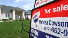 According to the Canadian Real Estate Association, more than 42,000 homes were sold in Canada last month.