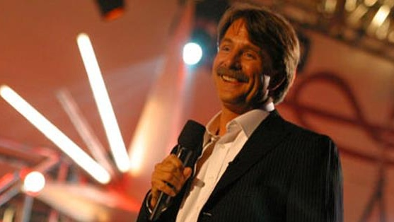 Jeff Foxworthy is shown in theis photo posted on Facebook on March 30, 2012. (Jeff Foxworthy / Facebook)