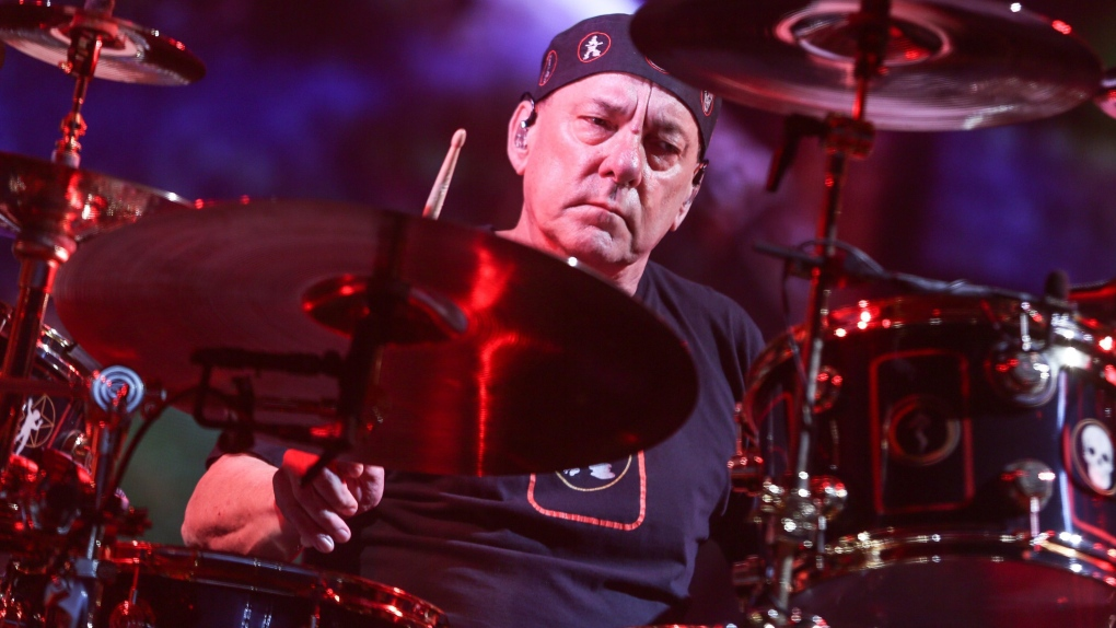 Legendary Rush drummer Neil Peart dies at 67