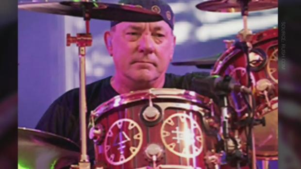 Legendary drummer Neil Peart's family raising money to support RVH cancer centre