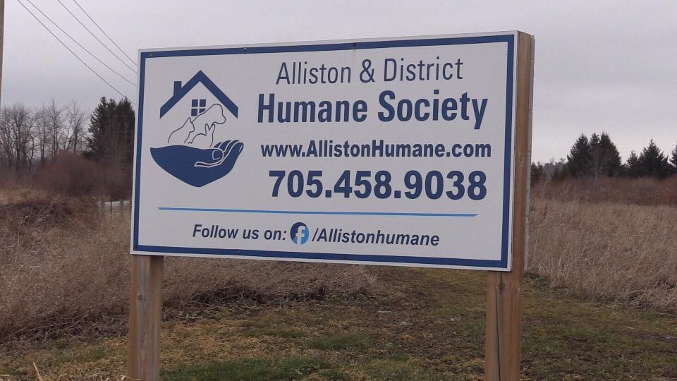 Alliston and District Humane Society
