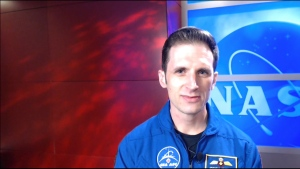 Joshua Kutryk is one of two Albertans to have graduated from NASA's basic training in Houston, Texas on Friday, Jan. 10, 2020. (CTV News Edmonton)
