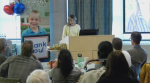 Stollery Children's Hospital, Red Deer News