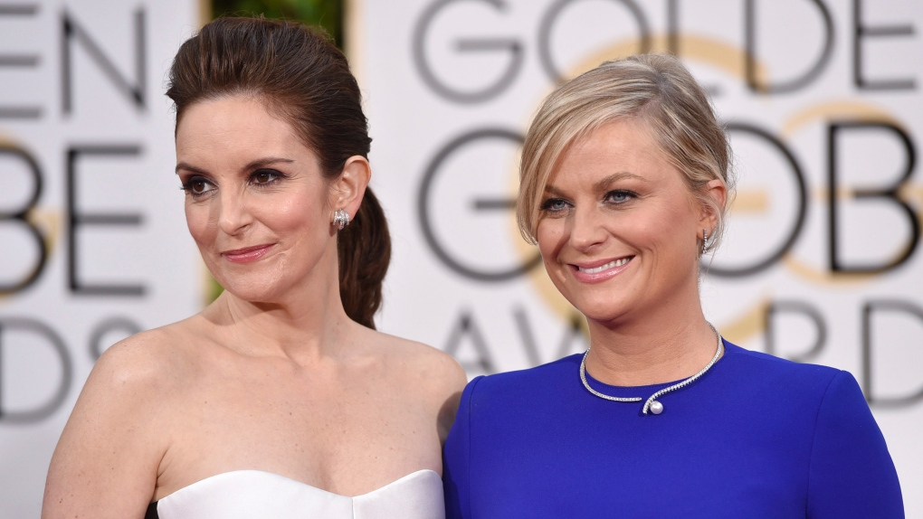 Tina Fey & Amy Poehler To Host Golden Globes In 2021 - TCA