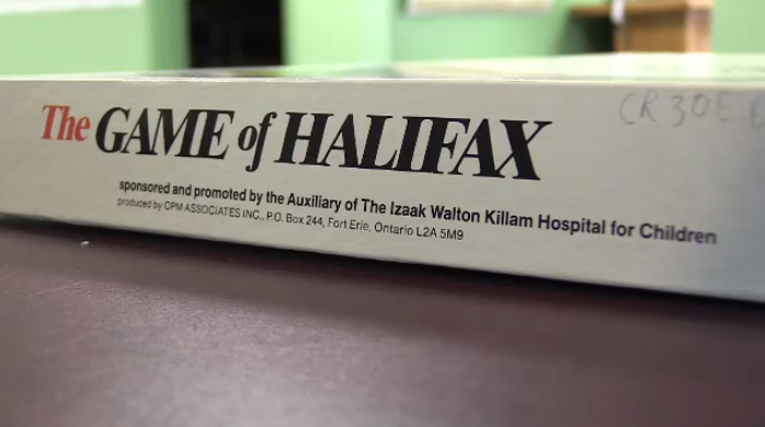 The Game of Halifax