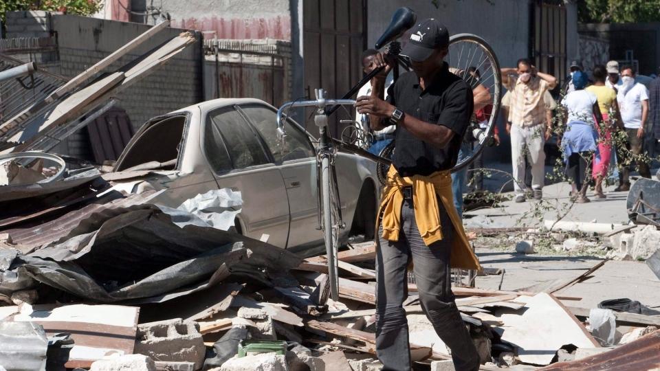 Haitian Canadians commemorate 2010 quake