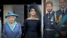 CTV National News: Royal crisis talks