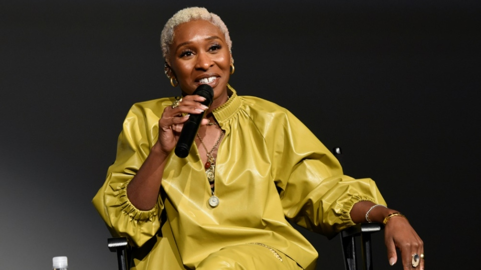 Cynthia Erivo could feature in the best actress category for 'Harriet.' (AFP)
