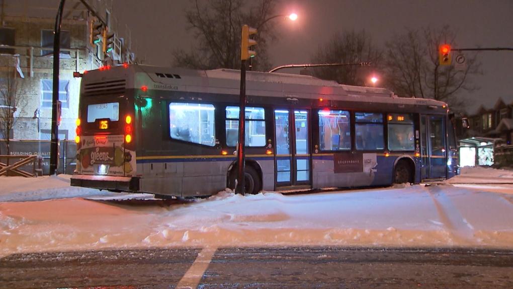 Bus, SkyTrain delays still possible in Metro Vancouver: TransLink