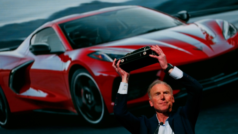 Corvette wins car of year award, Kia Telluride takes top ...