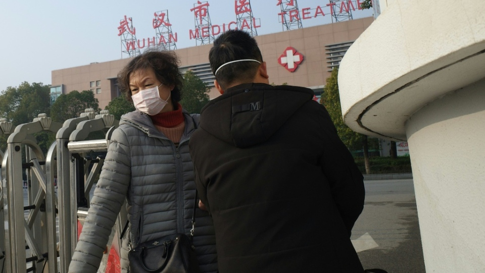 confirmed cases of the coronavirus now exceed 400 in China. (AFP)