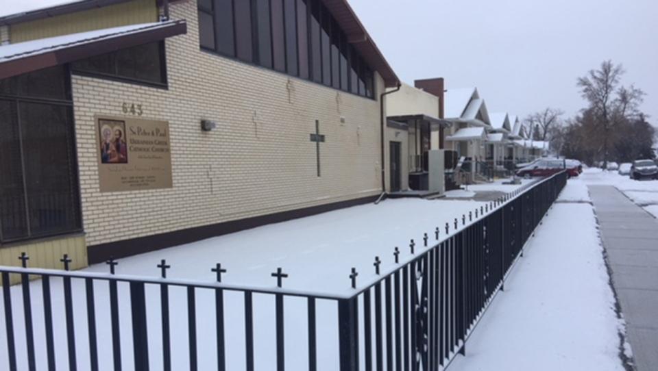 Lethbridge, church, break-in, Alexander, Kulach